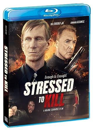 Stressed To Kill Dvd 2016 Ntsc Amazon Co Uk Bill Oberst Jr
