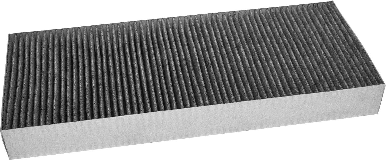 vhbw Filtro de carbon activado compatible con Siemens LI64MA530, LI69SB670, LI97SA530, LI99SA280, LI99SB670 Campana extractora fibras de carbono