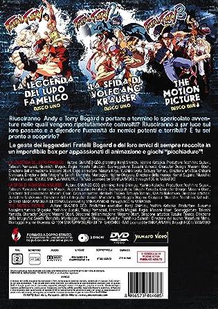 Fatal Fury (Collectors Edition) (2 Dvd) [Italia]: Amazon.es ...