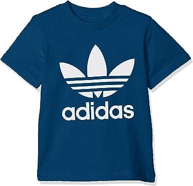 Beb/é-Ni/ños adidas Trefoil tee Camiseta