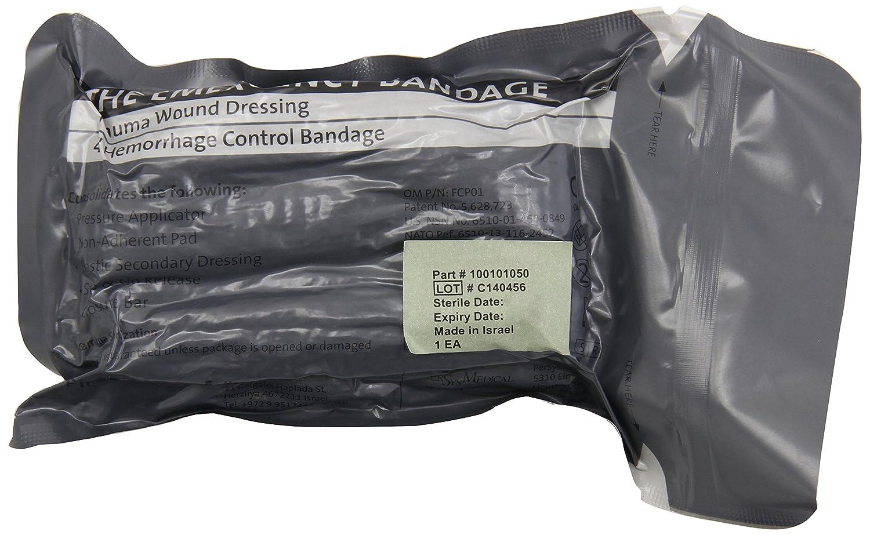 """Persys Medical Israeli Emergency Bandage 4"""""""