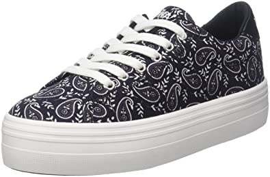 Plato No Baskets Femme Chaussures Name Sneaker Bandana gqwHvS7q