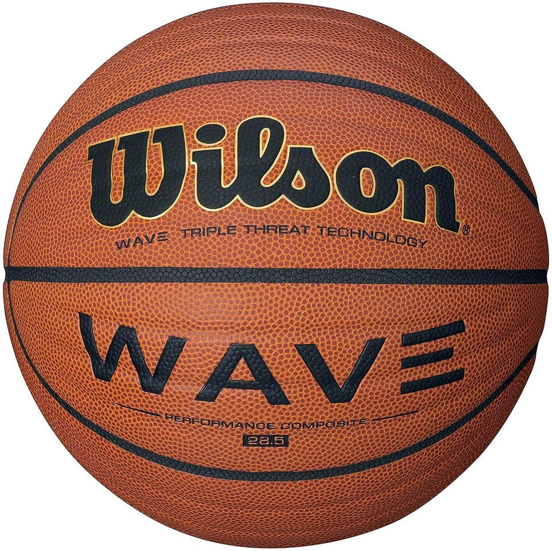 Wilson Reaction Dbb Official Bal/ón para Basketball Unisex Adulto