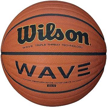 Amazon.com: Wilson NCAA Wave - Balón de baloncesto ...