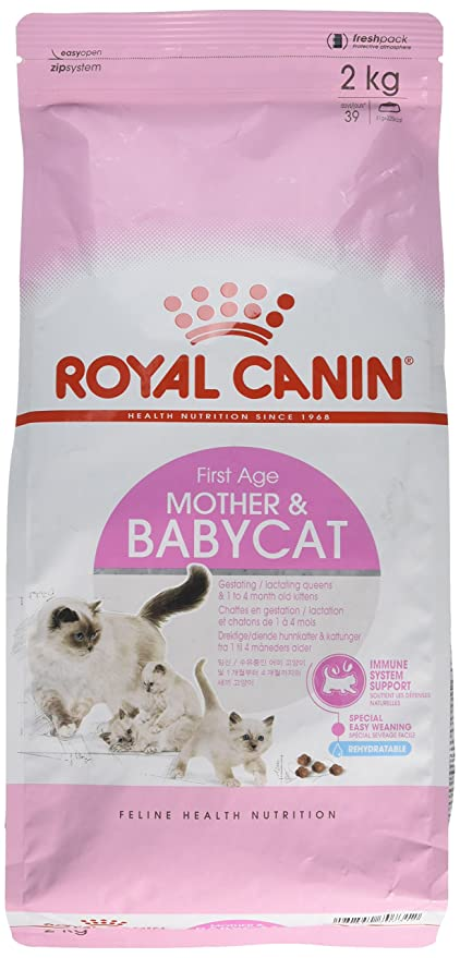 Royal Canin Baby Cat 34 Dry Mix 2 kg