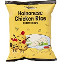 F.EAST Hainanese Chicken Rice Chips 70 Gram Bags