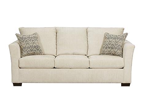Amazon.com: Simmons Elan 1/2 - Silla de tapicería, Tela ...