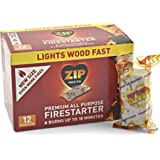 Zip Premium All Purpose Wrapped Fire Starter (12 Pack)