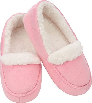 Women White Unicorn Slipper Socks House Shoes Warm Furry  Snoozies Lightweight