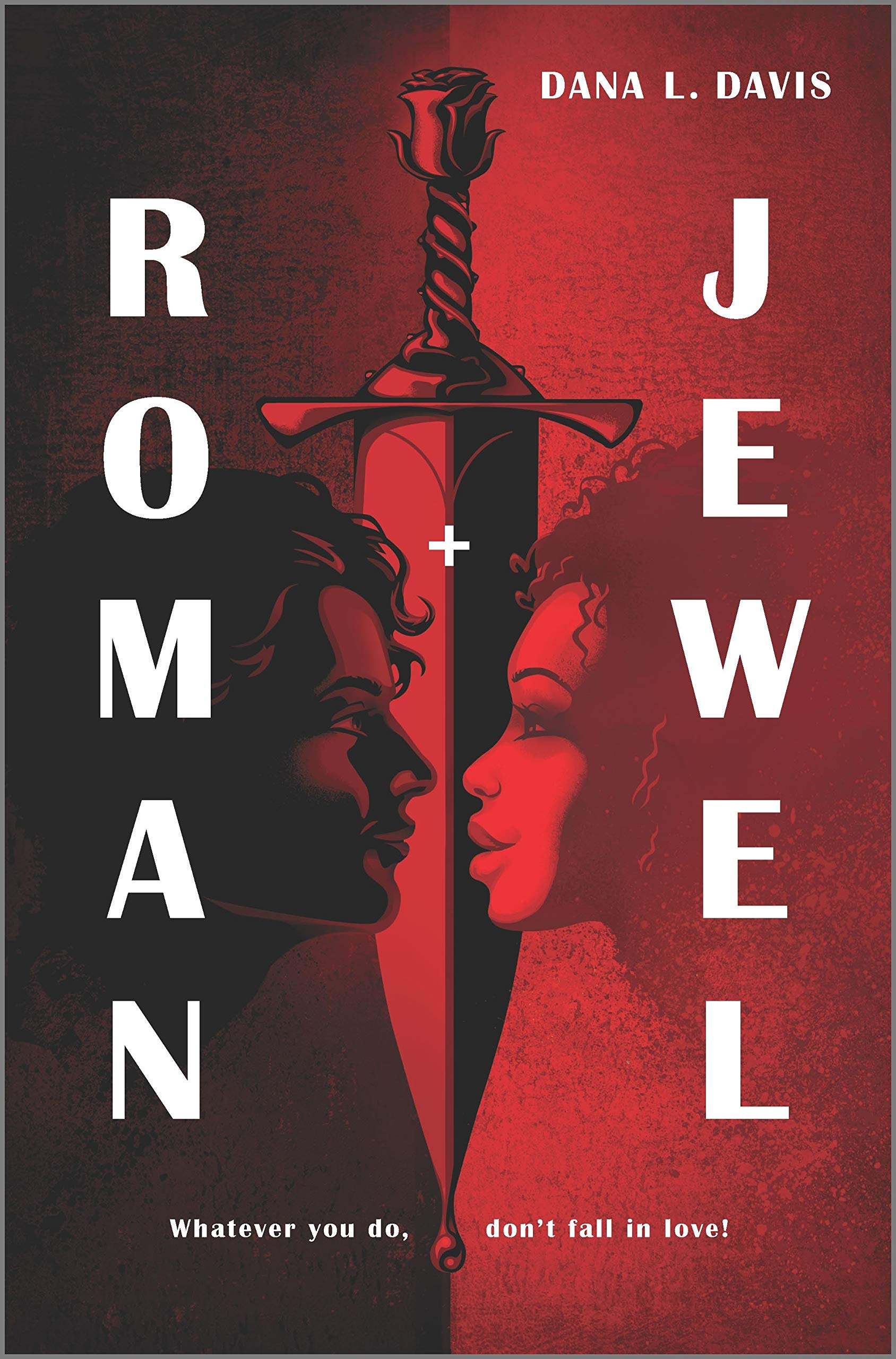 Amazon.com: Roman and Jewel (9781335070623): Davis, Dana L.: Books