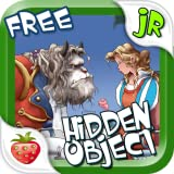 Hidden Object Game Jr FREE - Beauty and the Beast