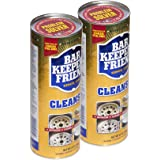 Bar Keepers Friend Powder Cleanser 21 oz - Multipurpose Cleaner & Stain Remover - Bathroom, Kitchen & Outdoor Use - for Stain