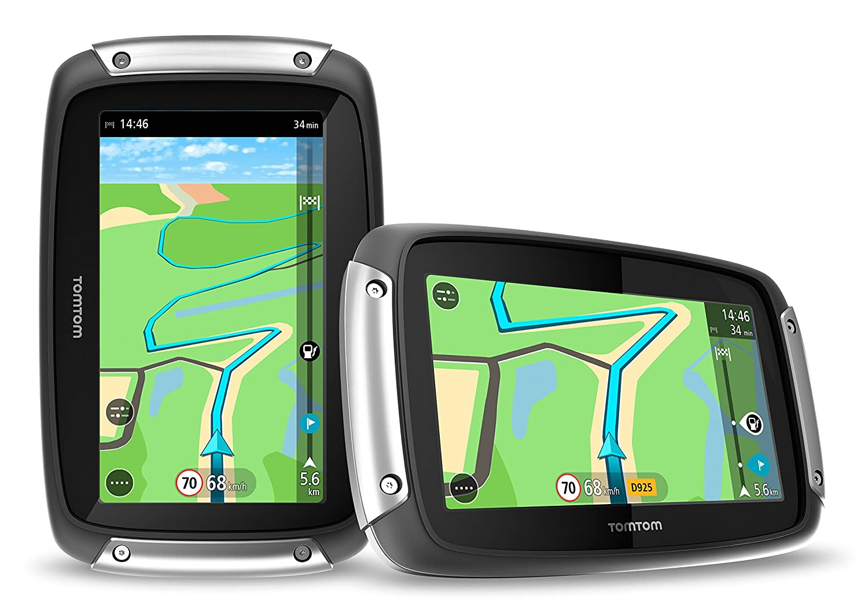 Navegador GPS TomTom Rider