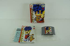 Ganbare Goemon: Neo Momoyama Bakufu No Odori (Mystical Ninja Starring Goemon) Nintendo 64 Japanese Import