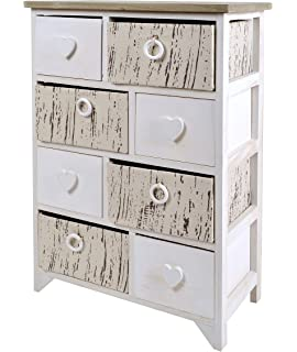 Ts Ideen Commode Maison De Campagne Shabby Used Antique Armoire