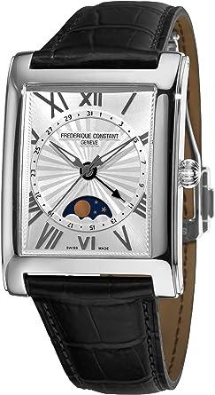 Une montre au carré chez Frédérique Constant Mr Montre