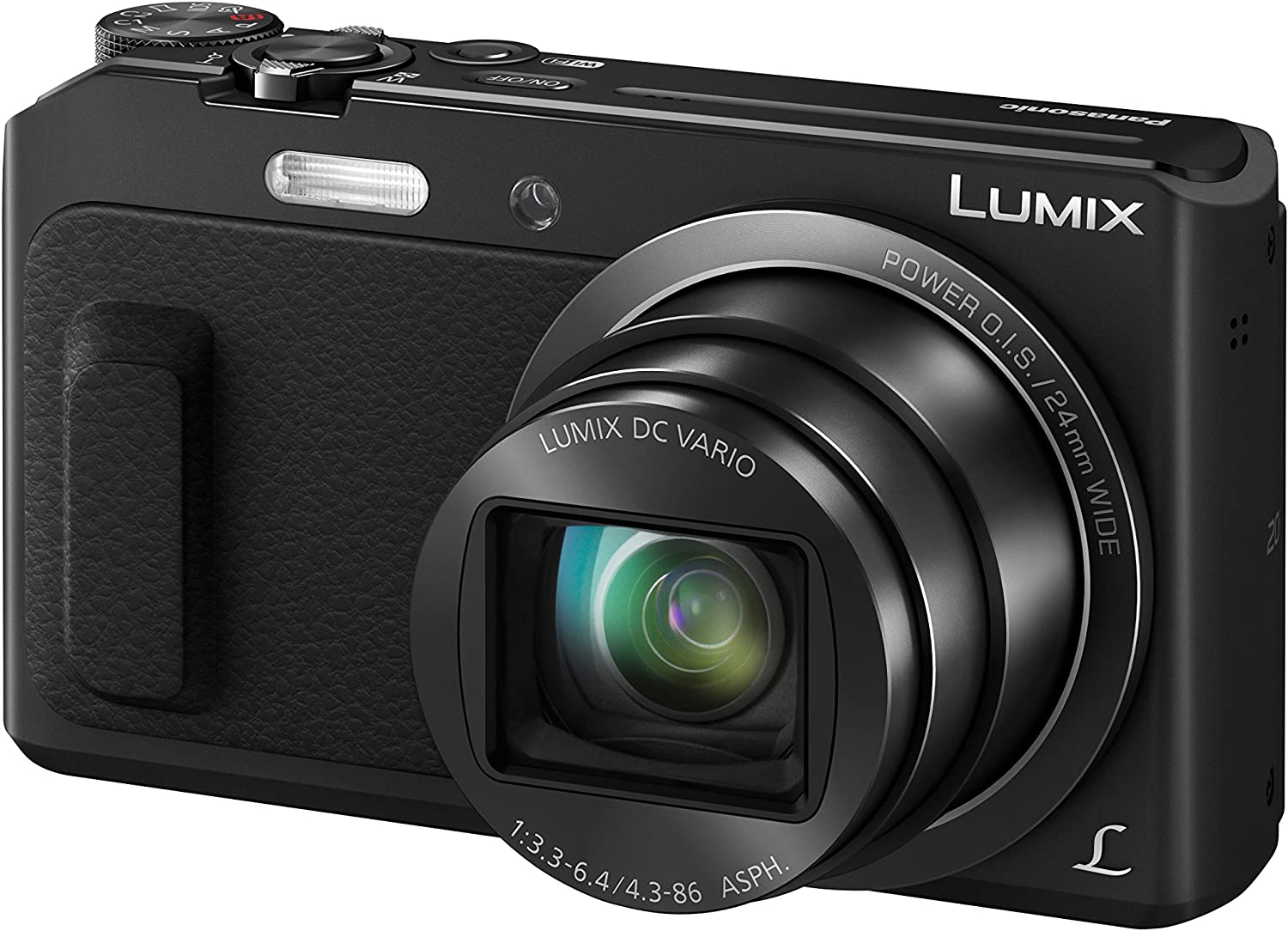 Panasonic Lumix DMC-TZ58 Cámara compacta 16 MP 1/2.33