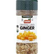 Badia Organic Crystallized Ginger, 10 Ounce