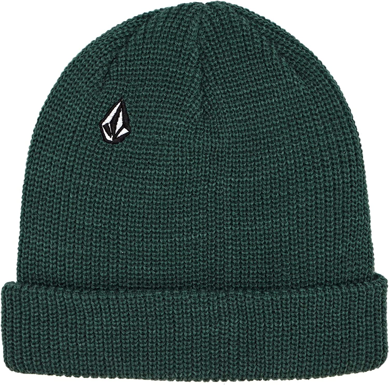 New Volcom Men/'s Full Stone Beanie Soft Acrylic Blue