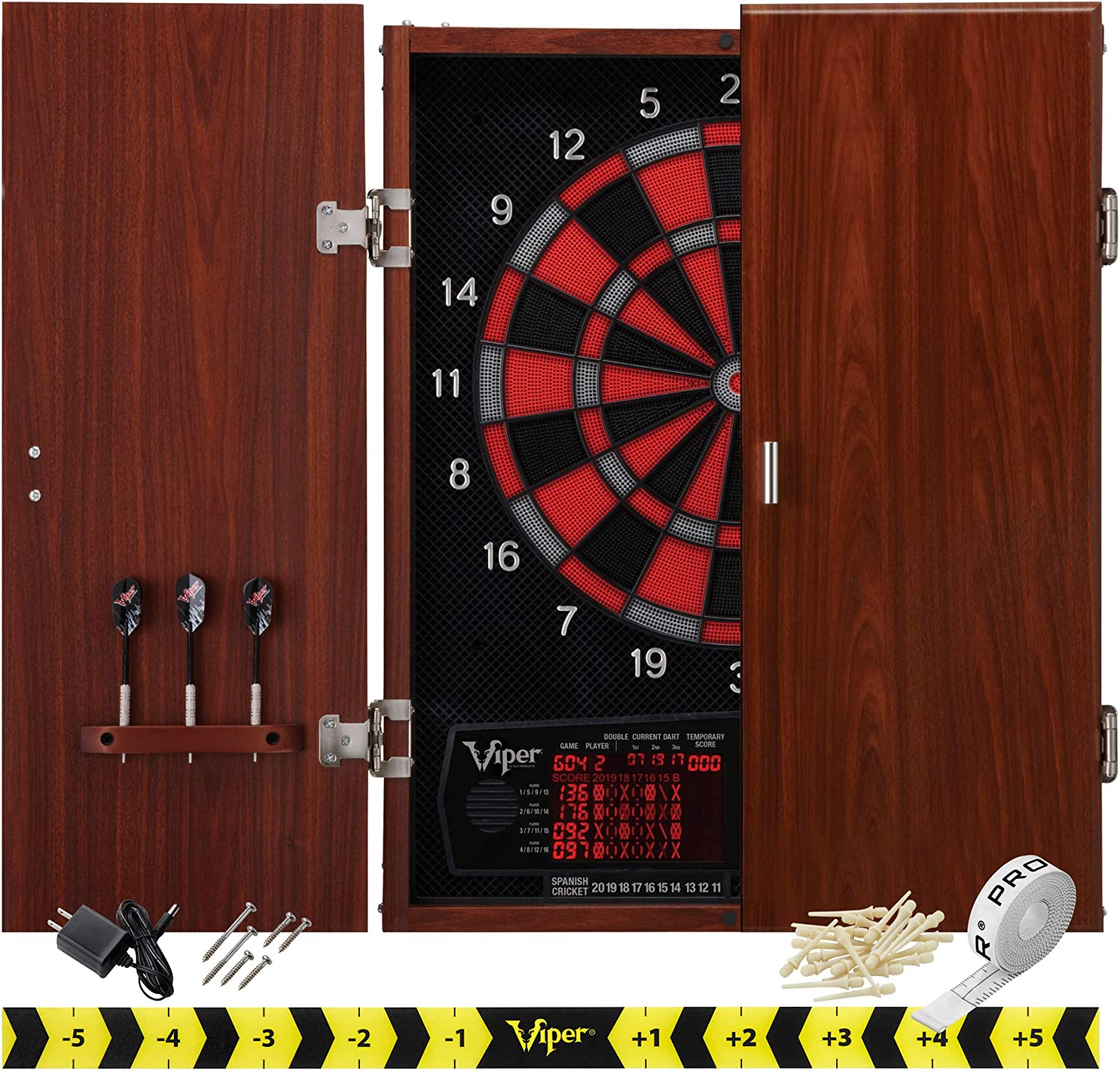 Viper By GLD Products Neptune Electronic Dart Board