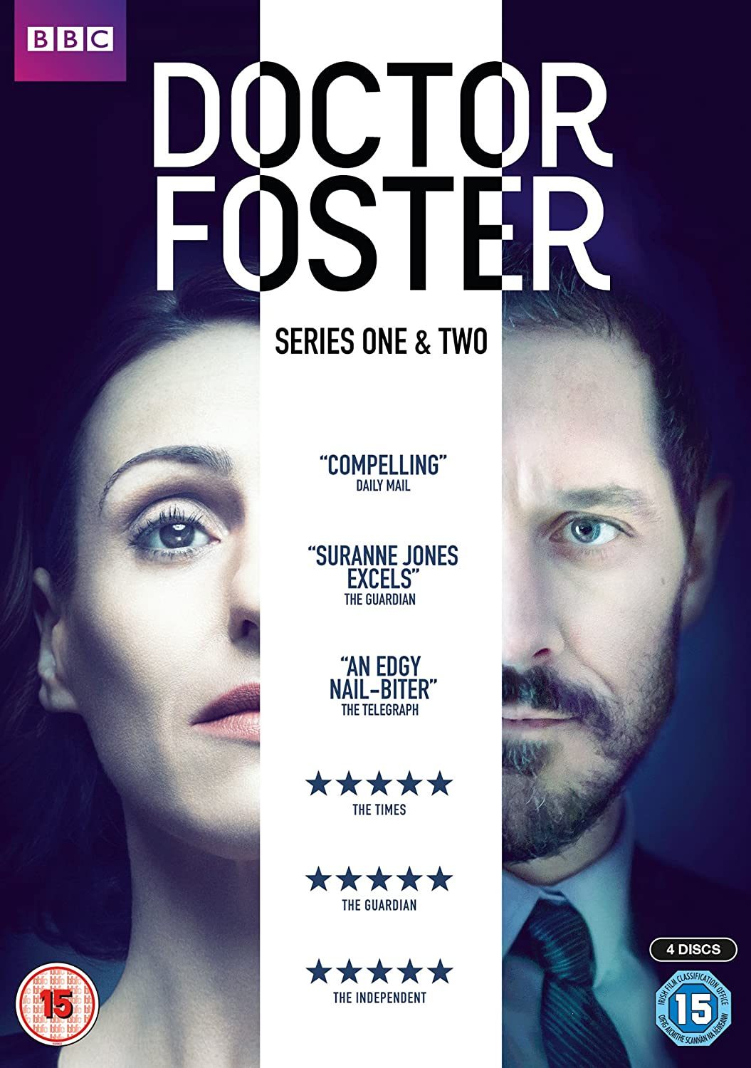 Doctor Foster: Series 1-2