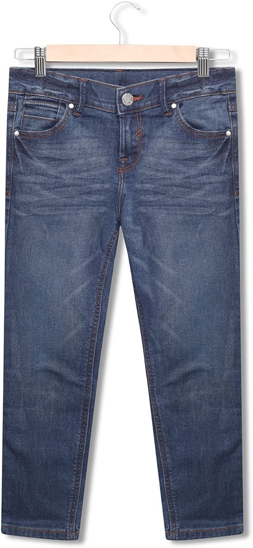 Ex Highstreet Girls New Denim Stretch Straight Leg Jeans Kids Jeans Denim Trousers