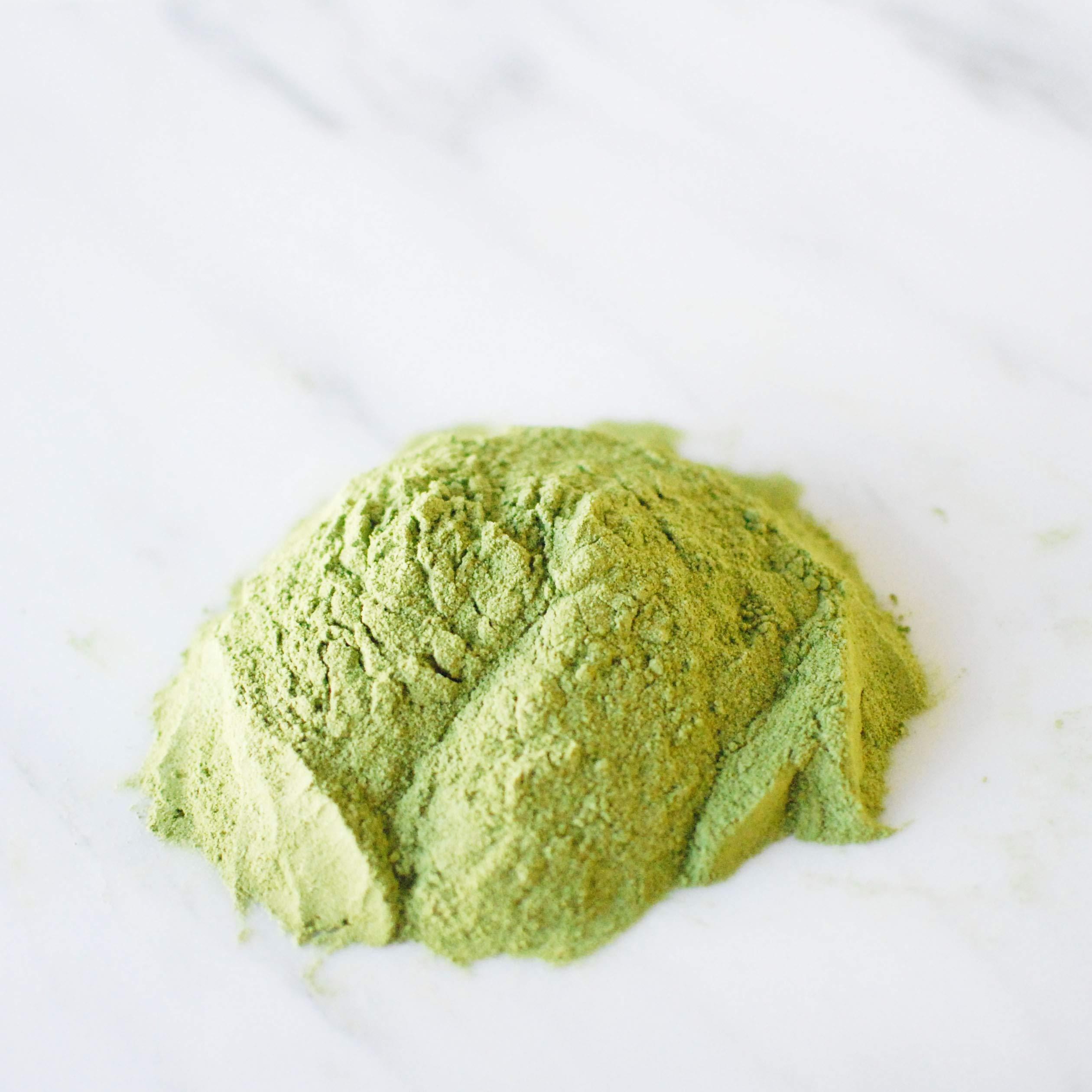 Organic Matcha Green Powdered Tea: 2.2lb.