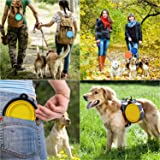 ME.FAN Collapsible Dog Bowl [6-Pack] Travel