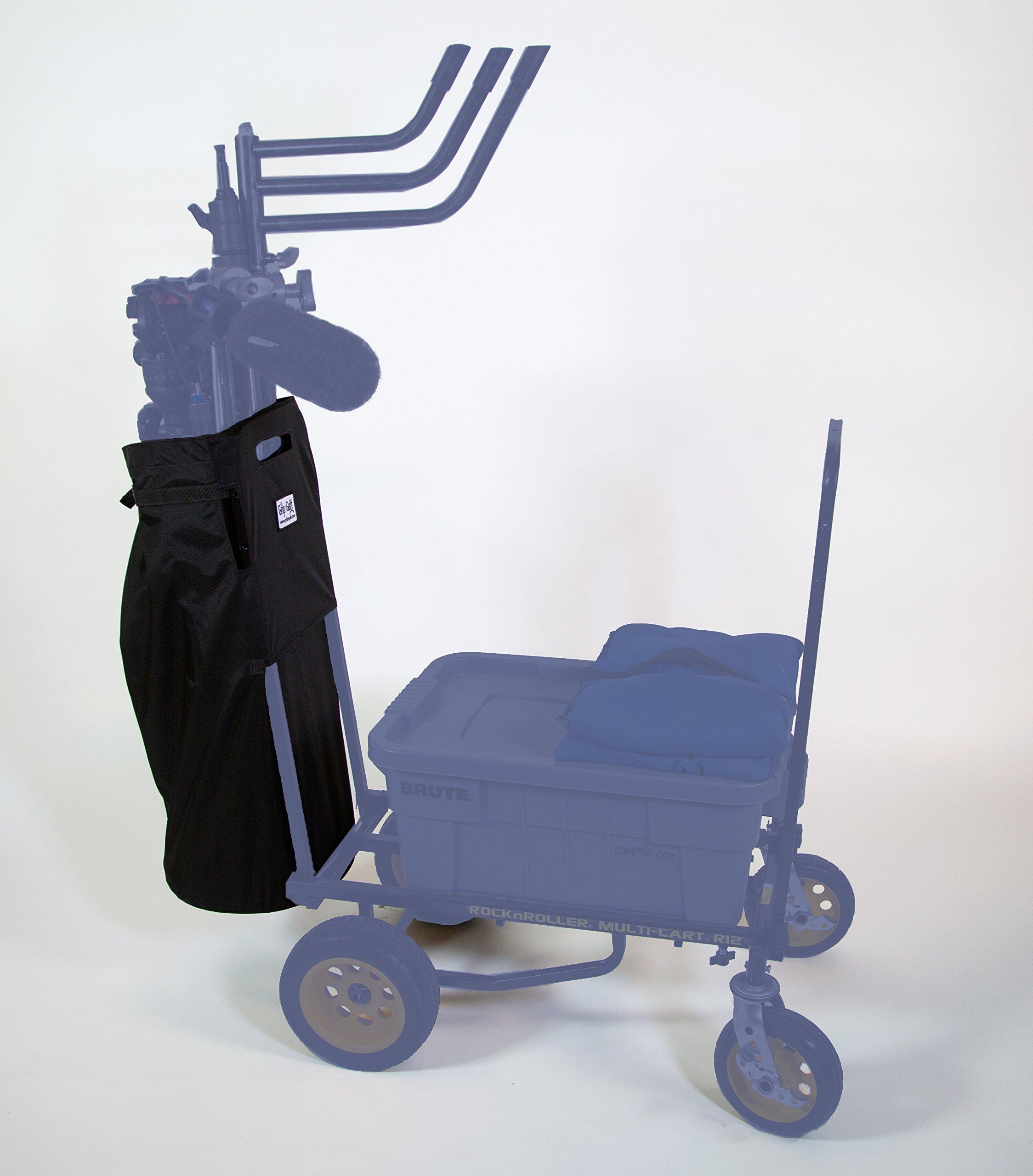 GripnGaff Bag Version 2.0 for RocknRoller R8RT, R10RT, R12RT & R16RT Multi-Cart