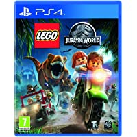 Warner Bros. Lego Jurassic World Ps4 Oyun