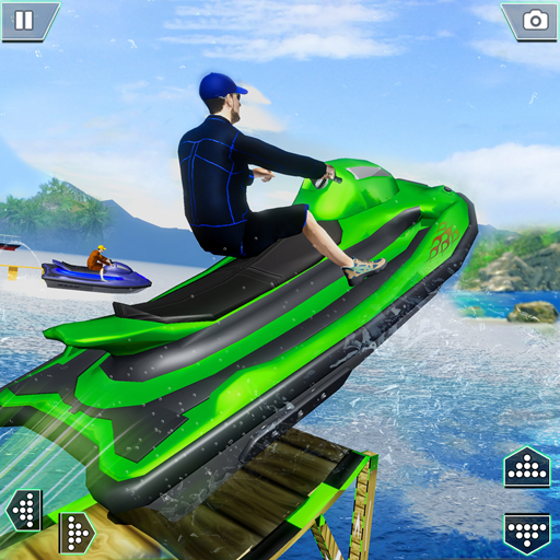 Jet Ski Stunts Water Sports ()