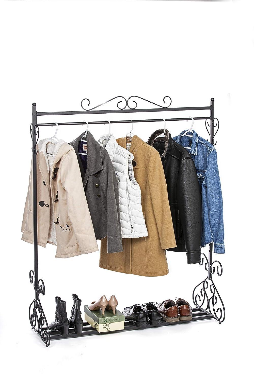 Amazon.com: Mango Steam Sheffield - Perchero para ropa: Home ...