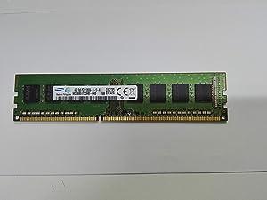 Samsung 4GB PC3-12800U 1600MHz DDR3 SDRAM Desktop Memory M378B5173DB0-CK0