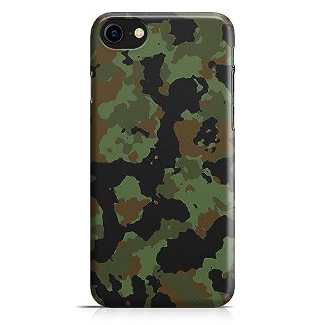 COVER MIMETICA MILITARE Morbida Custodia Silicone Camouflage Per