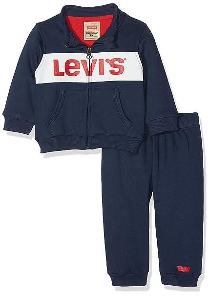 originale più votato modelli alla moda colore n brillante Levi's Kids Tuta Bimbo: Amazon.it: Abbigliamento