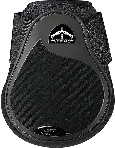 Veredus TR PRO Fetlock Boots Black Medium or Large Black