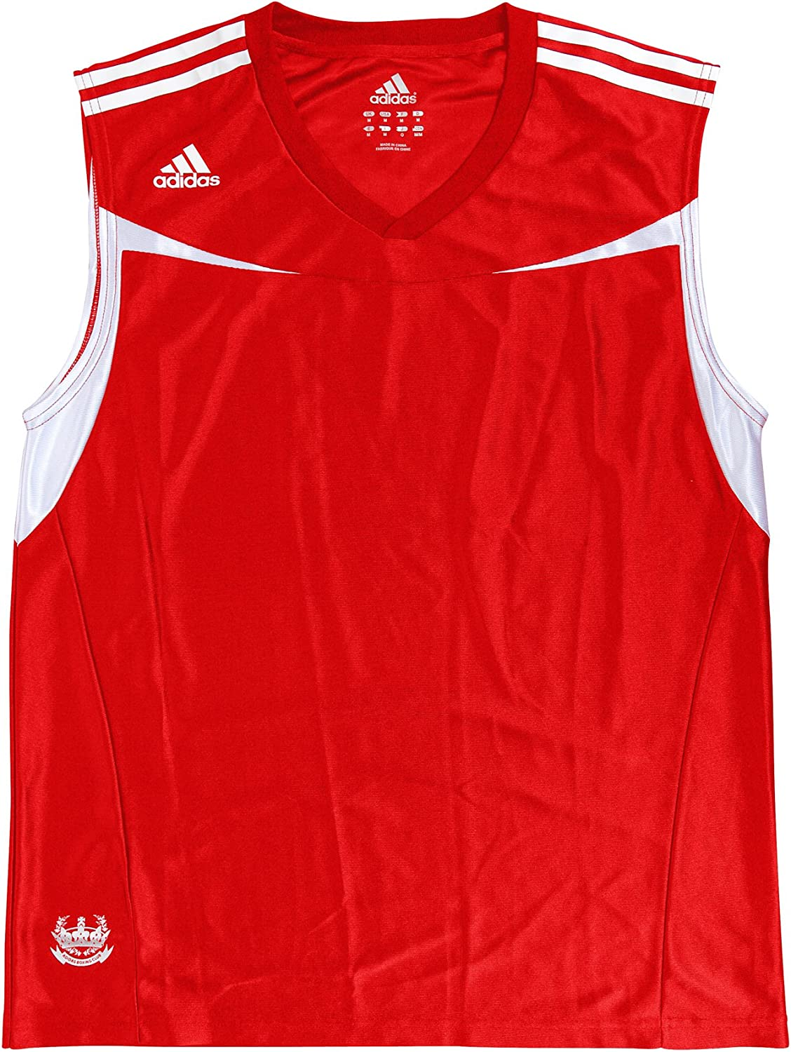 adidas Boxing Competition Performance Jersey