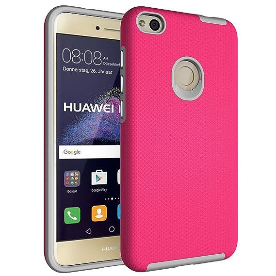 superior quality cafe1 f212d Amazon.com: Huawei GR3 (2017) Case, Huawei GR3 (2017) Hybrid Case ...