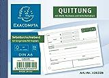 Exacompta 12622B Form Book Receipt