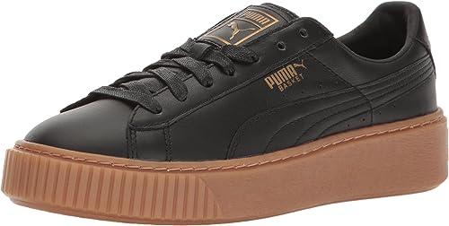 pumas mujer zapatillas basket plataform