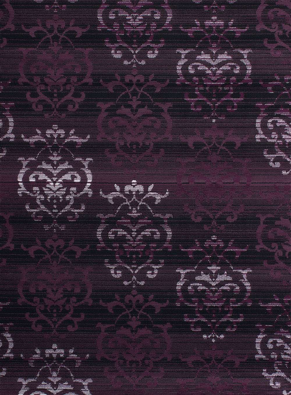 Amazon.com: United Weavers Of America Dallas Countess Rug, 5 X 8u0027, Plum:  Kitchen U0026 Dining