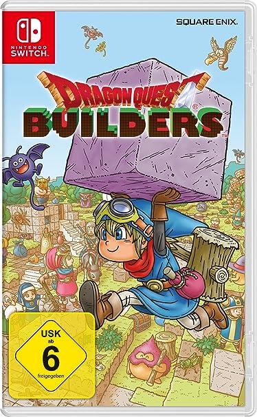 Dragon Quest Builders - Nintendo Switch [Importación alemana]: Amazon.es: Videojuegos