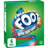 Betty Crocker Gluten Free Fruit by The Foot Rippin Berry Berry, 6 Count, 128 Gram