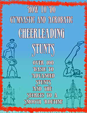 How To - A Book of Tumbling Tricks; Pyramids and Gymnastic Games | Basic Gymnastics | How to Gymnastics