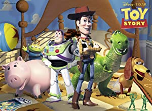 Ravensburger Disney Pixar: Toy Story 100 Piece Jigsaw Puzzle for Kids – Every Piece is Unique, Pieces Fit Together Perfectly