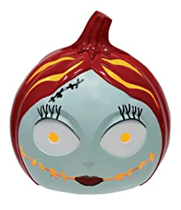 """Disney W80461 The Nightmare Before Christmas Sally 6"""" Light Up Pumpkin, One Size, Multicolor"""