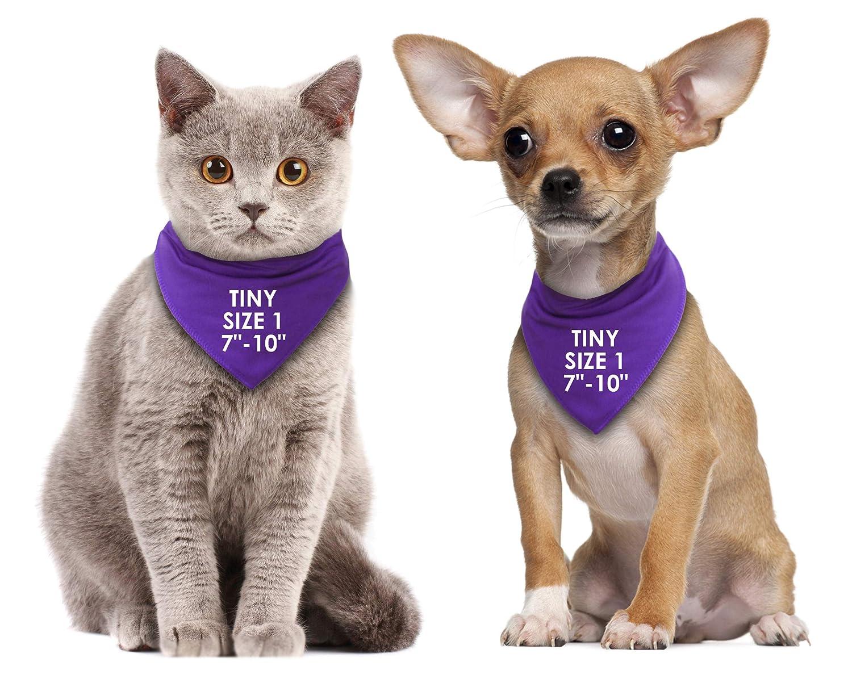 Adatto per Cani Shih-Tzu Spoilt Rotten Pets S2 Dogwarts School of Waggery Westies Terriers e Cockerpoo. Bandana per Cani Viola Costume per Cani di Hogwarts School Harry Potter
