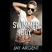 Swimmer Boy: Gay Teen Romance (Fairmont Boys Book 1) (English Edition)