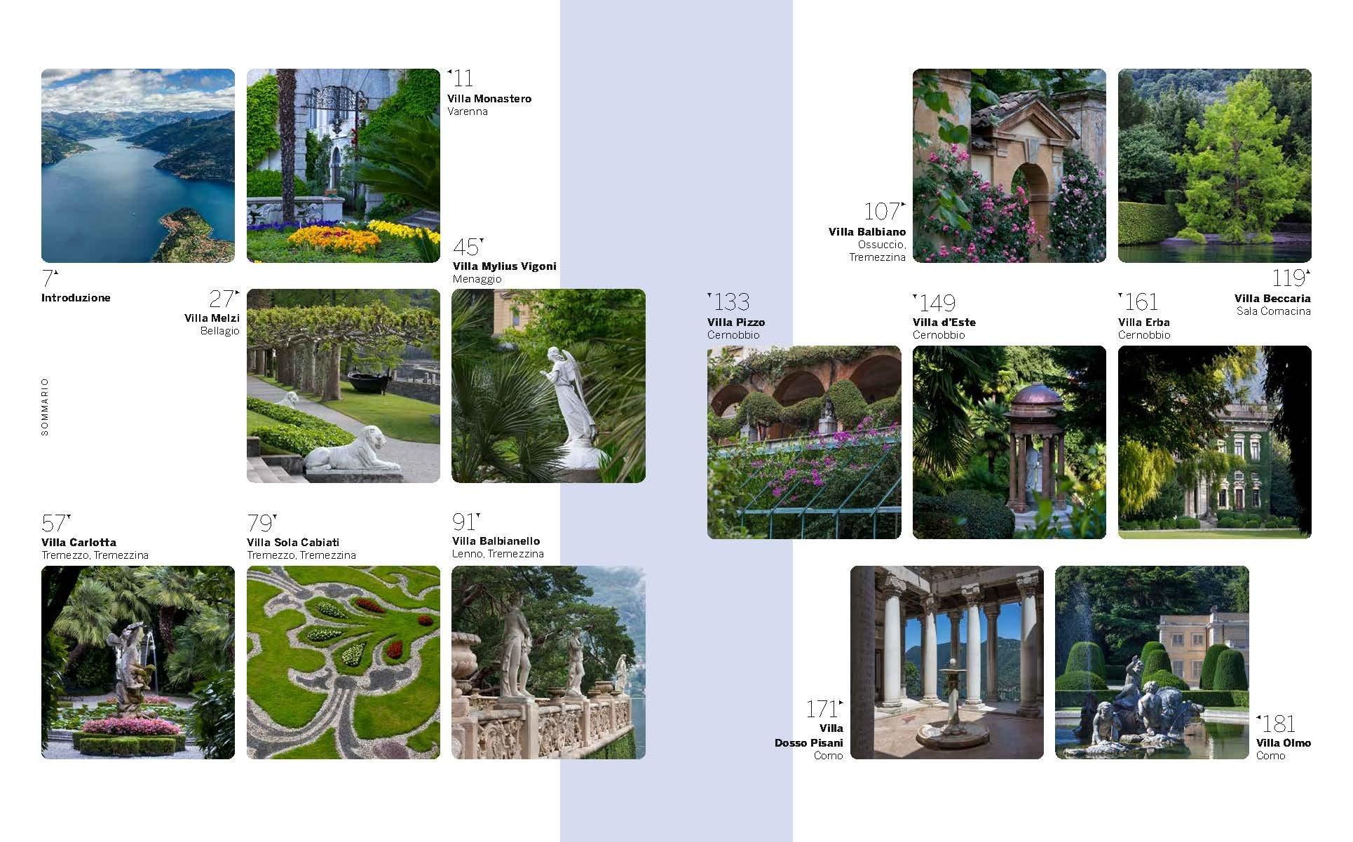 ea9e0978f3 Amazon.it: I giardini del lago di Como. Ediz. illustrata - Lucia Impelluso,  Dario Fusaro - Libri
