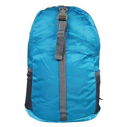 294823c103f Ultra Lightweight Packable Travel Foldable Daypack Durable Travel Backpack  (Blue): Amazon.ca: Luggage & Bags